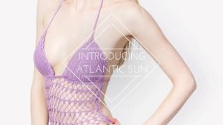 MINH Atlantic Sun Fishnet Low Back Crochet Monokini
