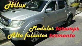 Hilux Garage Som Car