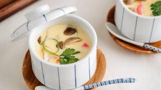 How to Make Instant Pot Chawanmushi (Recipe) 茶碗蒸しの作り方 (圧力鍋)