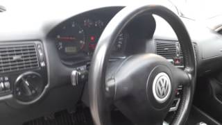 GOLF 4 1.9 TDI 2003/04 PACIFIC MODEL EXCELLENT MOTOR WORKING