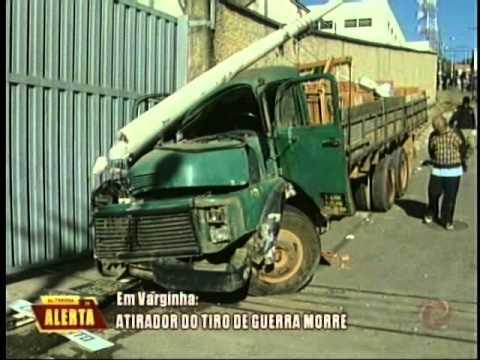 Alterosa em Alerta: Atirador do Tiro de Guerra morre em Varginha