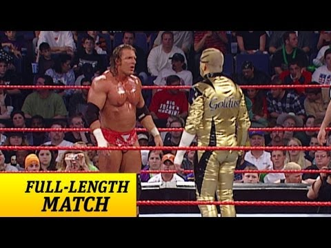 FULL-LENGTH MATCH - Raw - Goldust vs....
