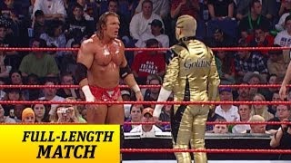FULL-LENGTH MATCH - Raw - Goldust vs. Triple H