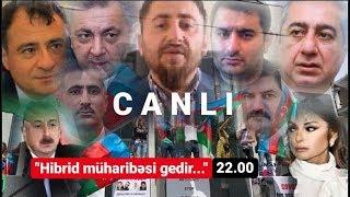 Hökümətə açıq çağırışlar, TƏCİLİ tədbirlər - CANLI