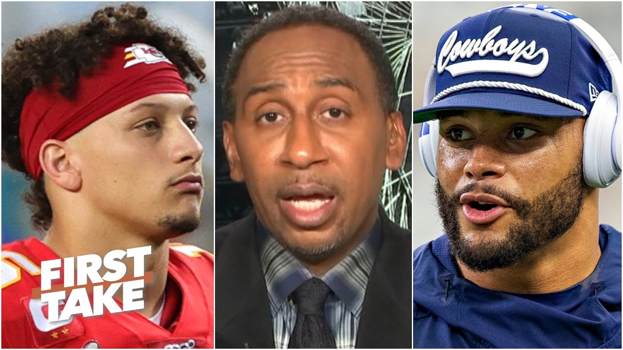 Stephen A.'s thoughts on how Patrick Mahomes' deal impacts Dak Prescott's negotiations | First Take