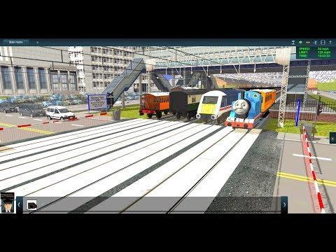 Trainz Railfanning Pt 105: Thomas & Friends Meet British Rail