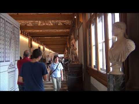 1 septembre 2017 La galerie des Offices Uffizi Gallery Florence, Italie 1