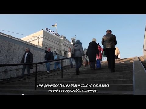 lauffeuer - The atrocities of Odessa on May 2, 2014 [engl. subtitles] (documentary)