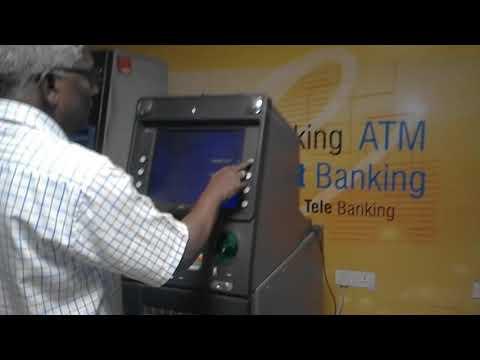 Andhra Bank ATMs Koti Hyderabad
