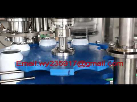 Small Aluminum Canning Machine