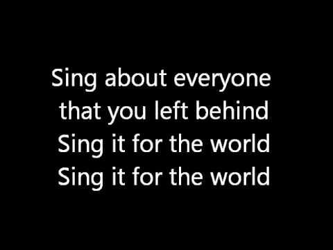 My Chemical Romance  SING Lyrics HQ