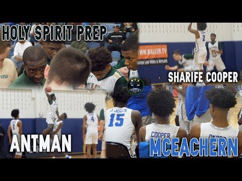 SHARIFE COOPER Drops Double Digits in OT  ANTHONY