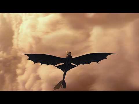 видео: Как приручить дракона (трейлер телеканала Кинопремиум)