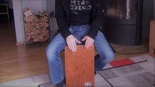 Zrobiłem sobie Cajon - Przenośna perkusja dla każdego! :)
