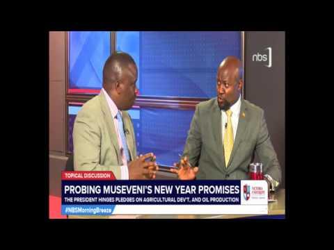 Probing Museveni's New Year's Promises (Erias Lukwago, Mike Sebalu)