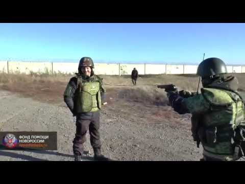 18+ Donetsk Airport: Guided Tour with Motorola (English Subtitles)