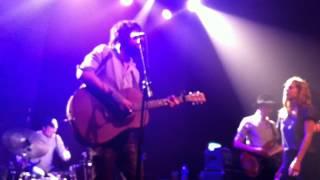 I never found out, Adam Green & Binki Shapiro Village Underground 9/4/13