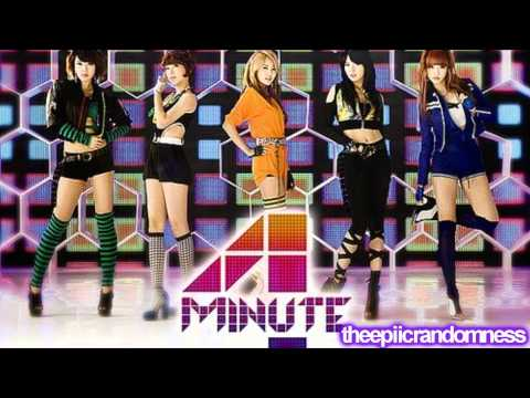 4Minute - Heart to Heart (download link in desc.)
