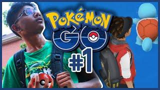 CHOOSING A STARTER!! - Pokémon GO! (Episode 1)