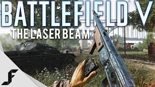 The Laser Beam of Battlefield 5