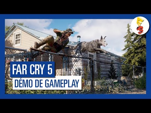 Far Cry 5 - Libération de Fall's End [OFFICIEL] Démo de Gameplay E3 2017 VF HD
