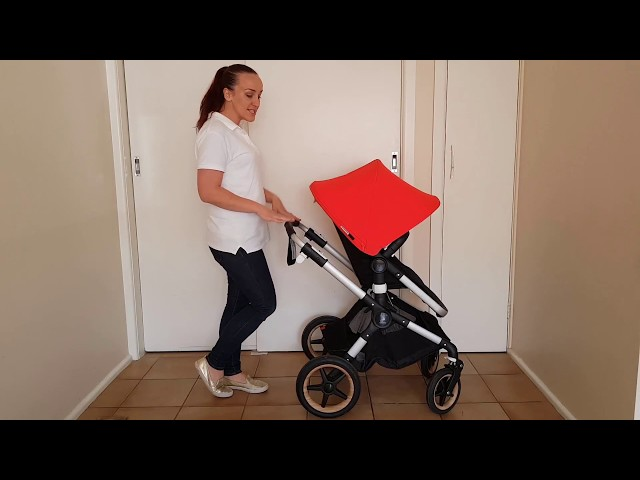 Bugaboo Fox Full Pram Review Video