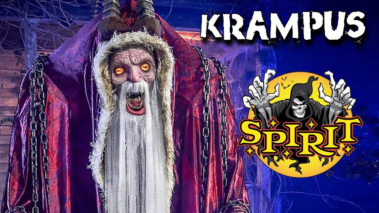 Krampus | Spirit Halloween 2020 sneak peeks