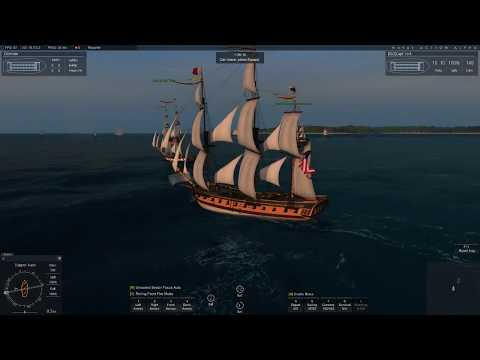 Naval Action: Screening for Savannah Port Battle 7-2-2017