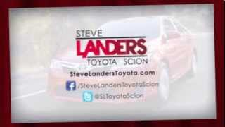 New Toyota Vehicle Specials | Steve Landers Toyota Little Rock, AR
