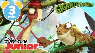 Gigantosaurus | Magical Moment: Being A Hero ✨ | Disney Junior UK