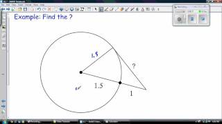 Video Tangent Lines to a Circle download MP3, 3GP, MP4, WEBM, AVI, FLV Januari 2018