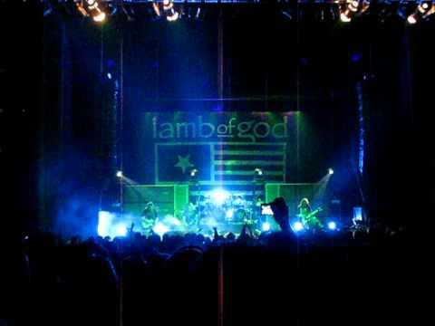 Lamb Of God - Contractor (Live)