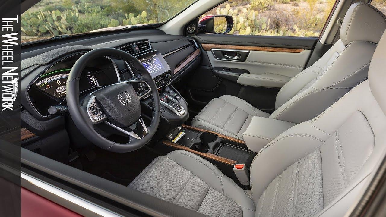 2020 Honda CR-V Hybrid Interior (US Spec) - YouTube
