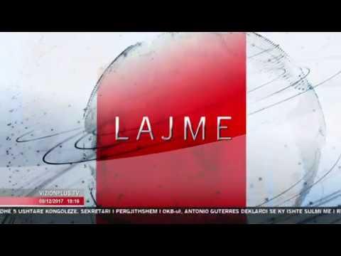 News Edition in Albanian Language - 9 Dhjetor 2017- 19:00 - News, Lajme - Vizion Plus