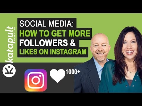 Social Media: How To Get More Followers & Likes On Instagram [WEBCAST #1] with Julia Curry