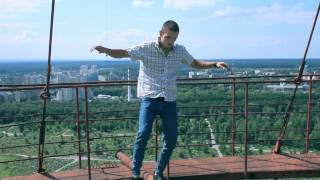 MustangWanted on a 260 meters high  tower