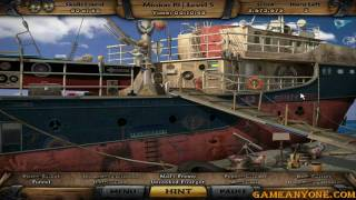 [CG] Amazing Adventures: The Caribbean Secret (PC) [HD] Mission 19 - Level 5: Salvage Ship