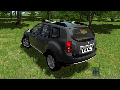 City Car Driving Toyota Camry V Games