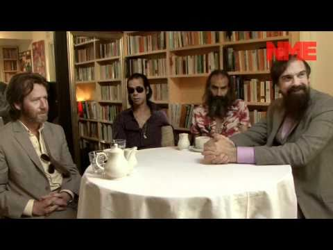 Grinderman 60 Second Interview