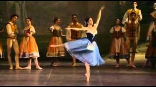 Alessandra Ferri. Giselle Act I Variation