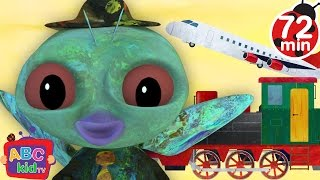 Shoo Fly, Don't Bother Me + More Nursery Rhymes & Kids Songs - CoComelon