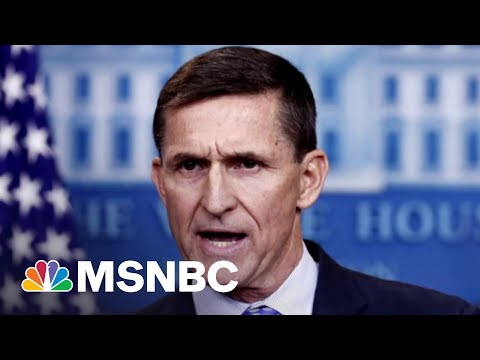 Gen. McCaffrey: Flynn's Talk About A Coup Is Very Dangerous