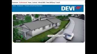 Город систем кабельного обогрева и тёплых полов DEVIcity(Видео специального виртуального города DEVIcity. В нём воплощены все возможности использования систем кабель..., 2014-12-23T07:48:30.000Z)