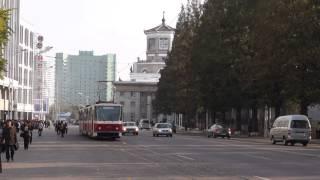 Center Pyongyang City North Korea