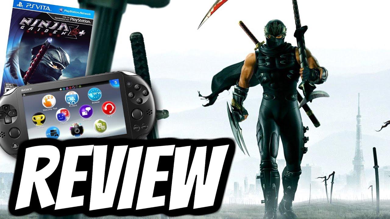 Ninja Gaiden Sigma 2 Plus Playstation Vita Review Ps Vita Hd