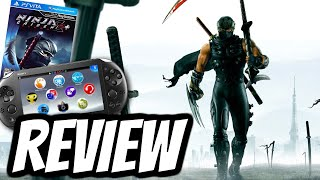 Ninja Gaiden Sigma 2 Plus Playstation Vita REVIEW (PS VITA) HD Gameplay