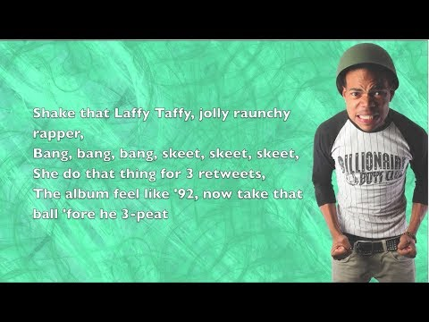 Chance The Rapper - Favourite Song (ft. Childish Gambino) - Lyrics