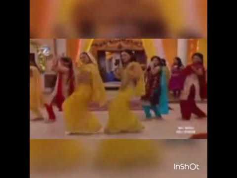 Deli Divane zerdeçal töreni Sadhna Malti dans