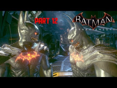 Batman: Arkham Knight - Walkthrough as Demon Batman Part 12