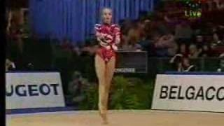 Serebrianskaya Ekaterina Clubs 1992 Bruxelles WCh EF